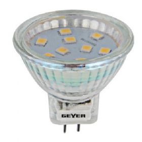 Λάμπα LED GU4 MR11 spot 2W 4000K  120°