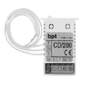 CD/200 single way coder/decoder