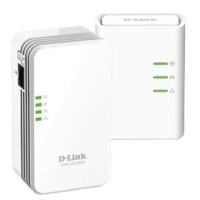 Powerline Kit 500 Mbps  DHP-W311AV